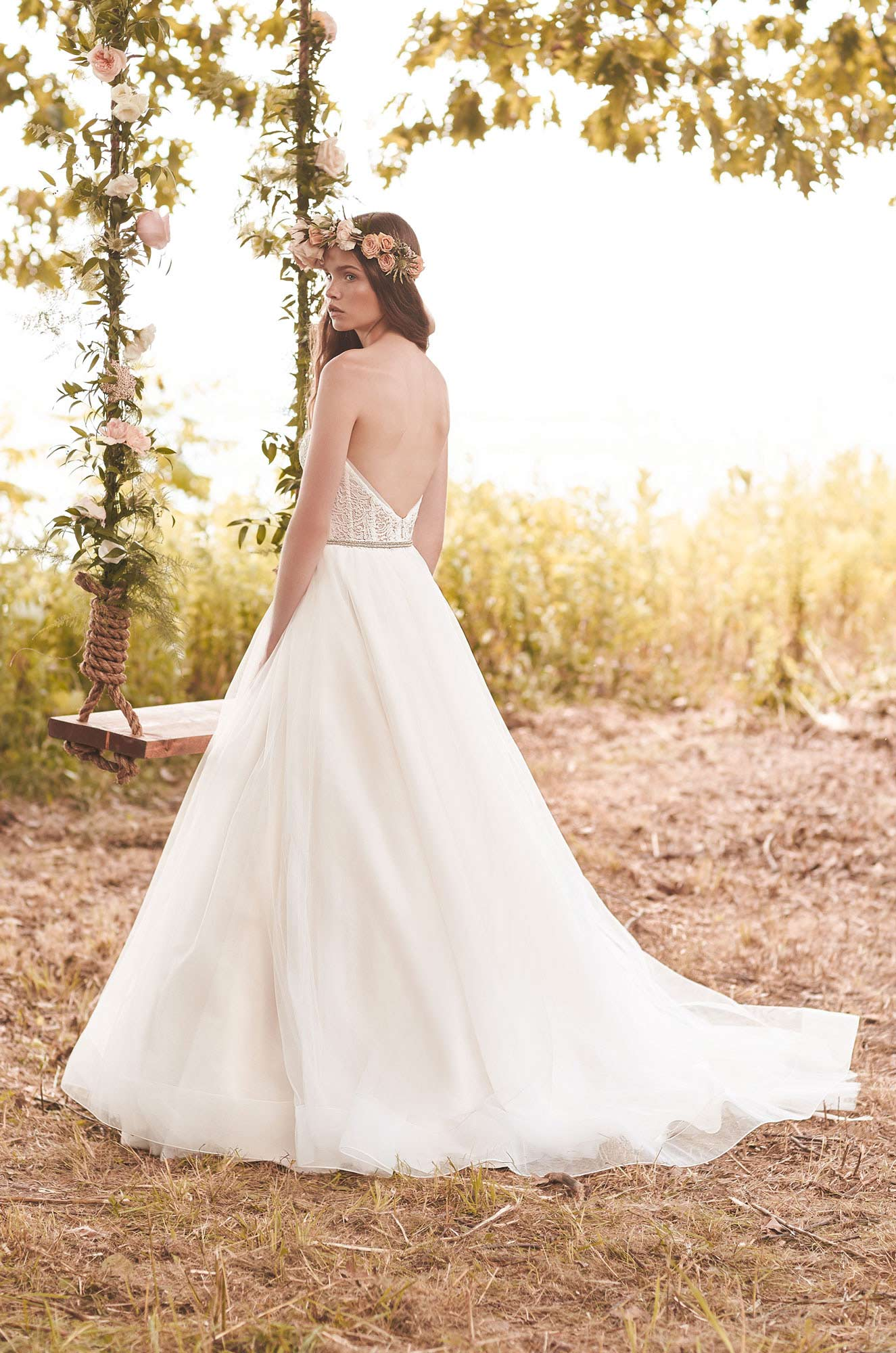 Corset Bodice Wedding Dress   Style  2065   Mikaella Bridal. Corset Bodice Wedding Dress. Home Design Ideas