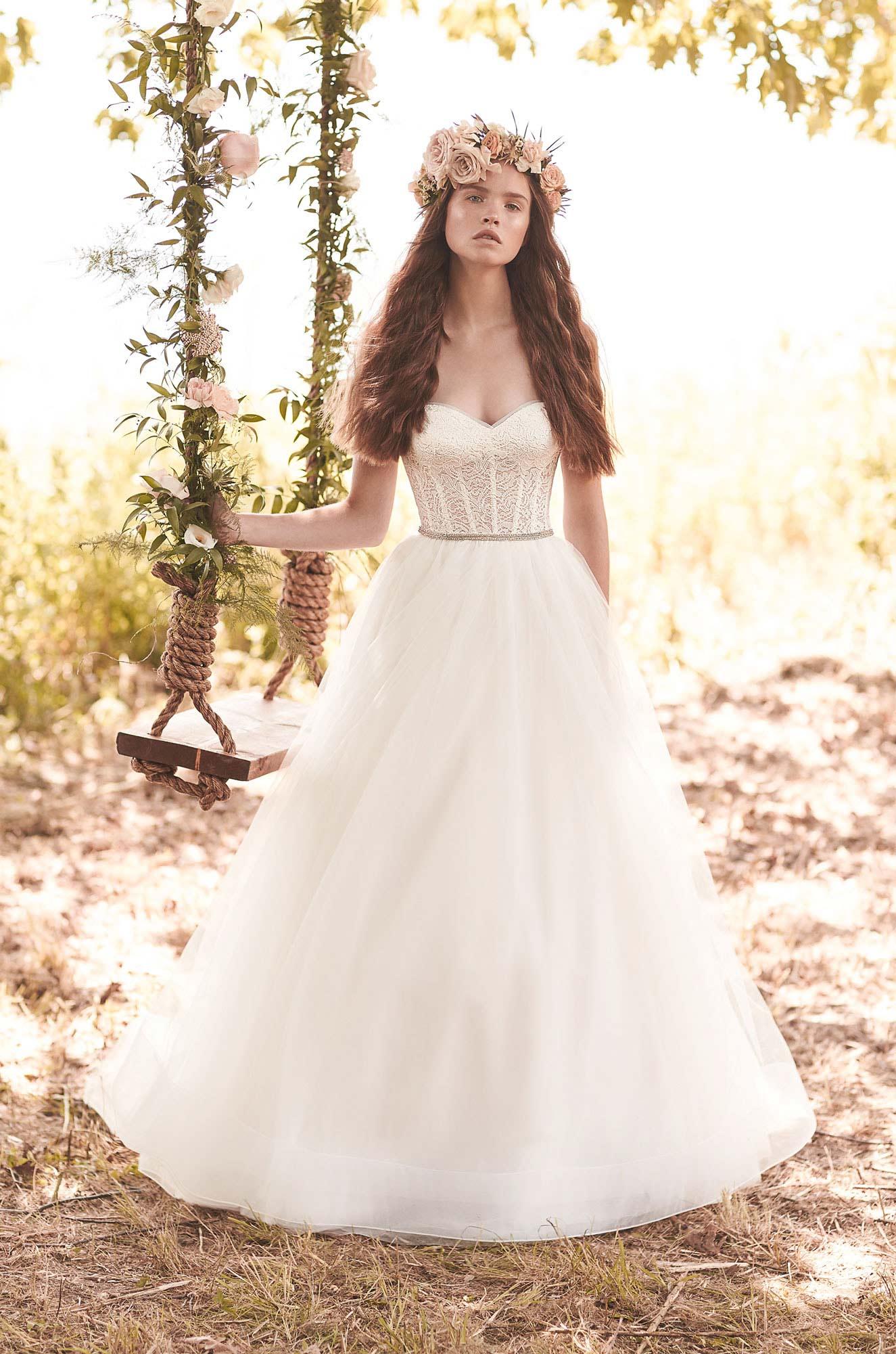 Style  2065 Corset Bodice Wedding Dress   Style  Corset Bodice Wedding Dress   Style  2065   Mikaella Bridal. Corset Bodice Wedding Dress. Home Design Ideas