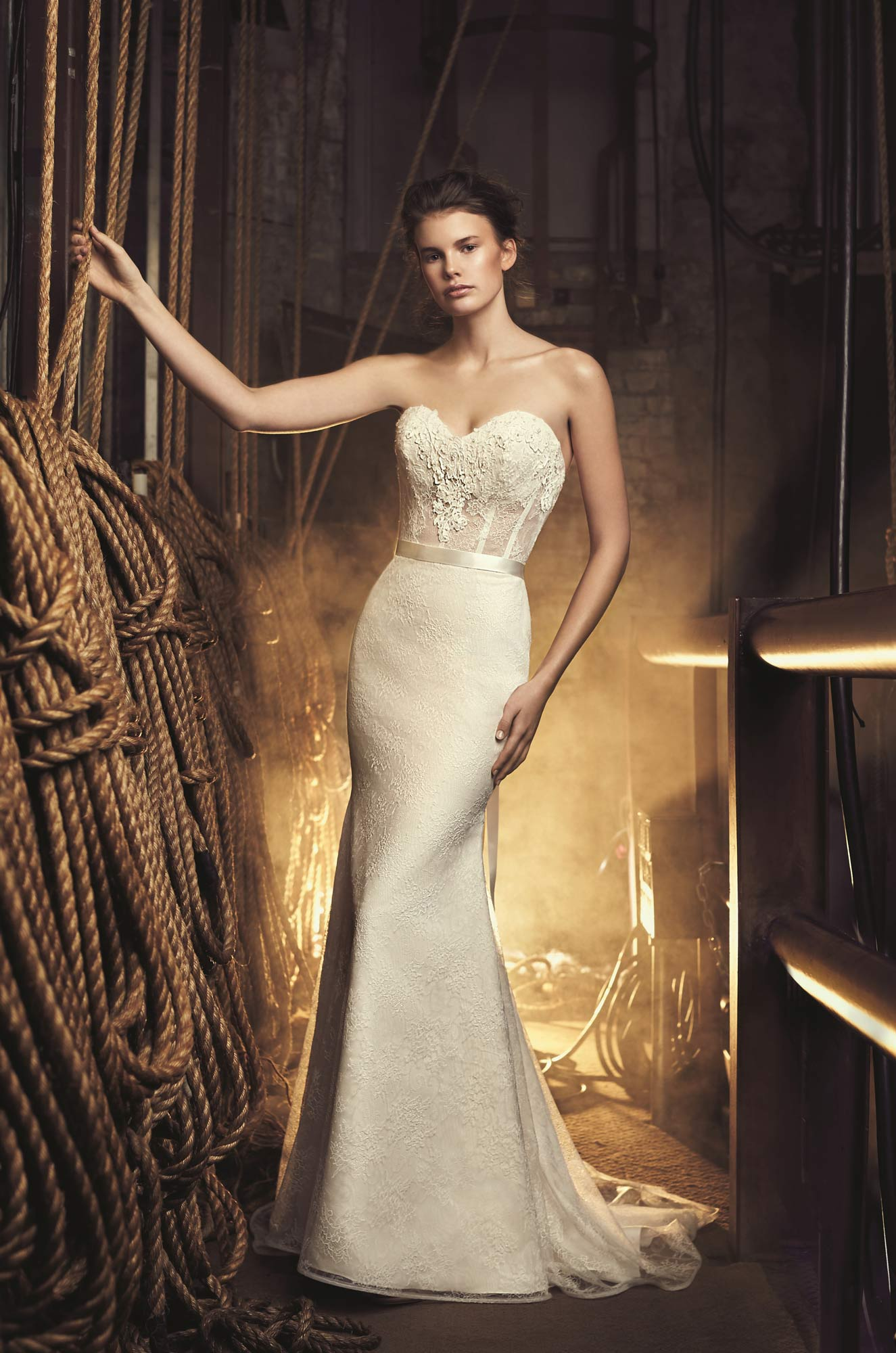 Wedding Dress Bodice Styles