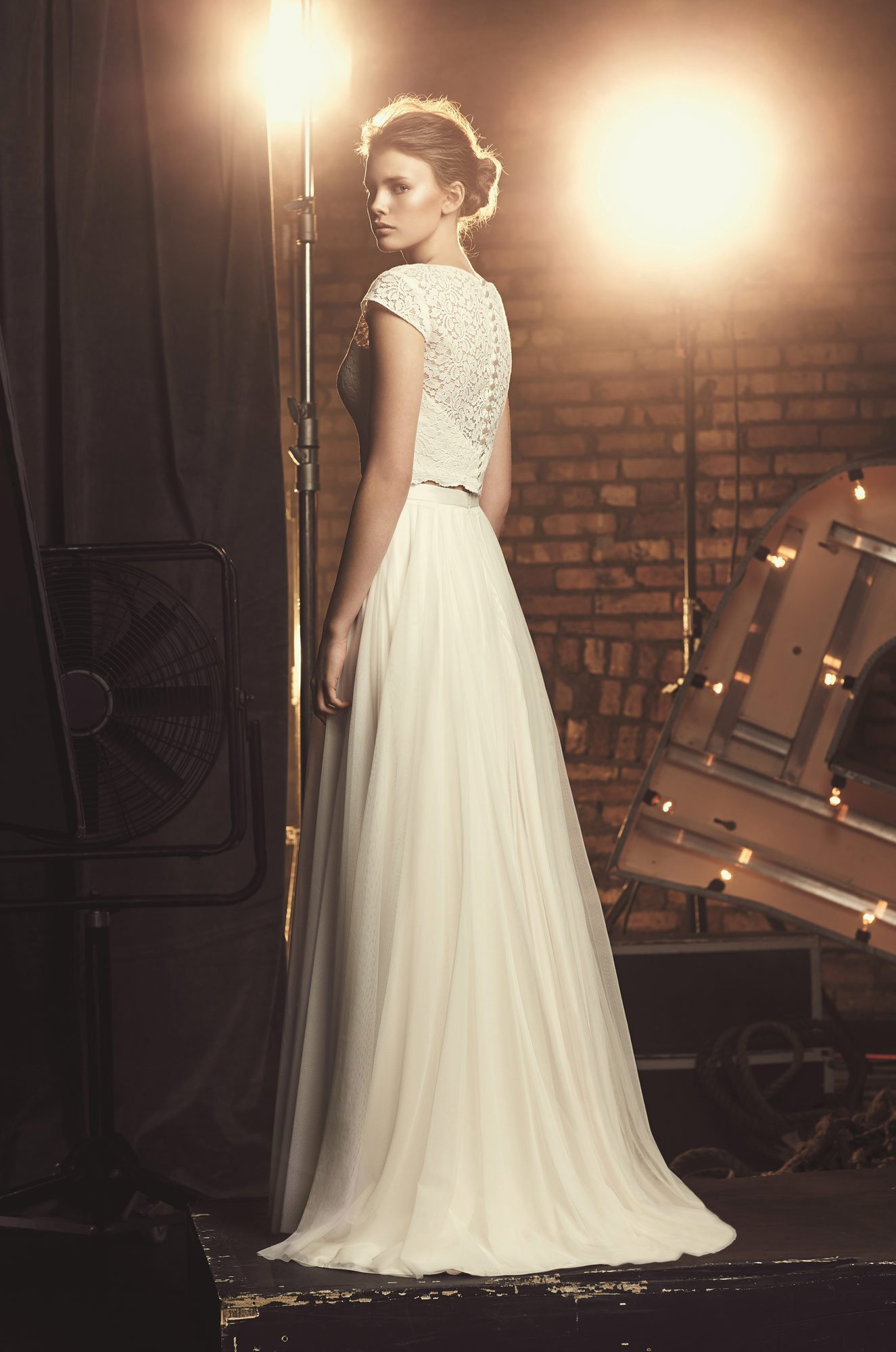 Bitsy Bridal Utah Modern Details On Classic Silhouettes
