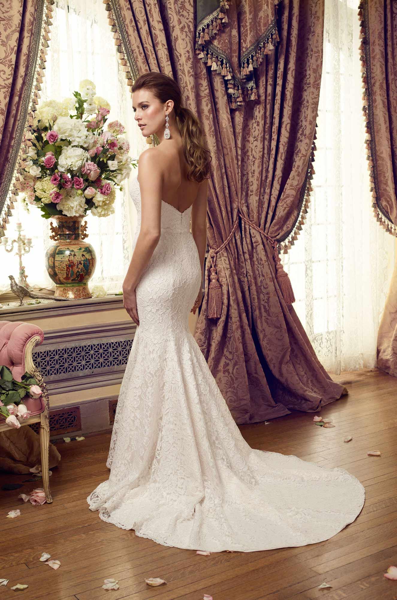 Ethereal Skirt Wedding Dress - Style #2152 | Mikaella Bridal