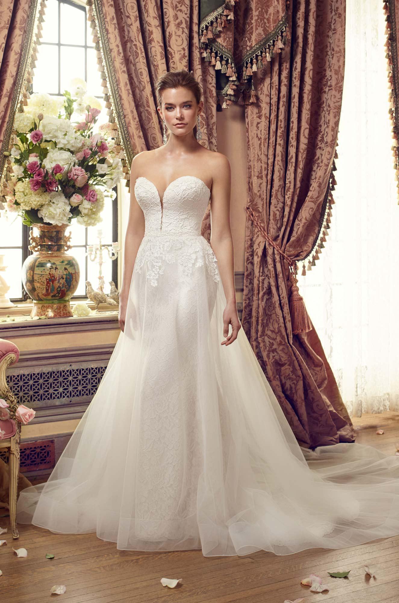 Mikaella wedding dress 16515