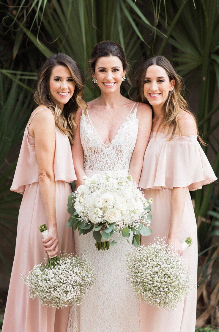 Real Bride Plano, TX - Courtney & Austin | Mikaella Bridal