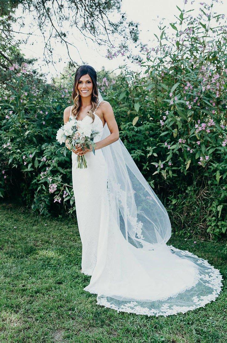 Real Bride Orono Ontario Callie Amp Brock Mikaella Bridal
