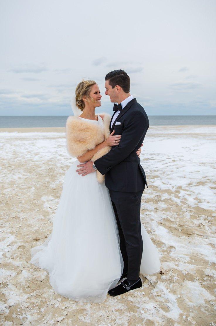 Real Bride Spring Lake, NJ - Devon & Michael   Mikaella Bridal