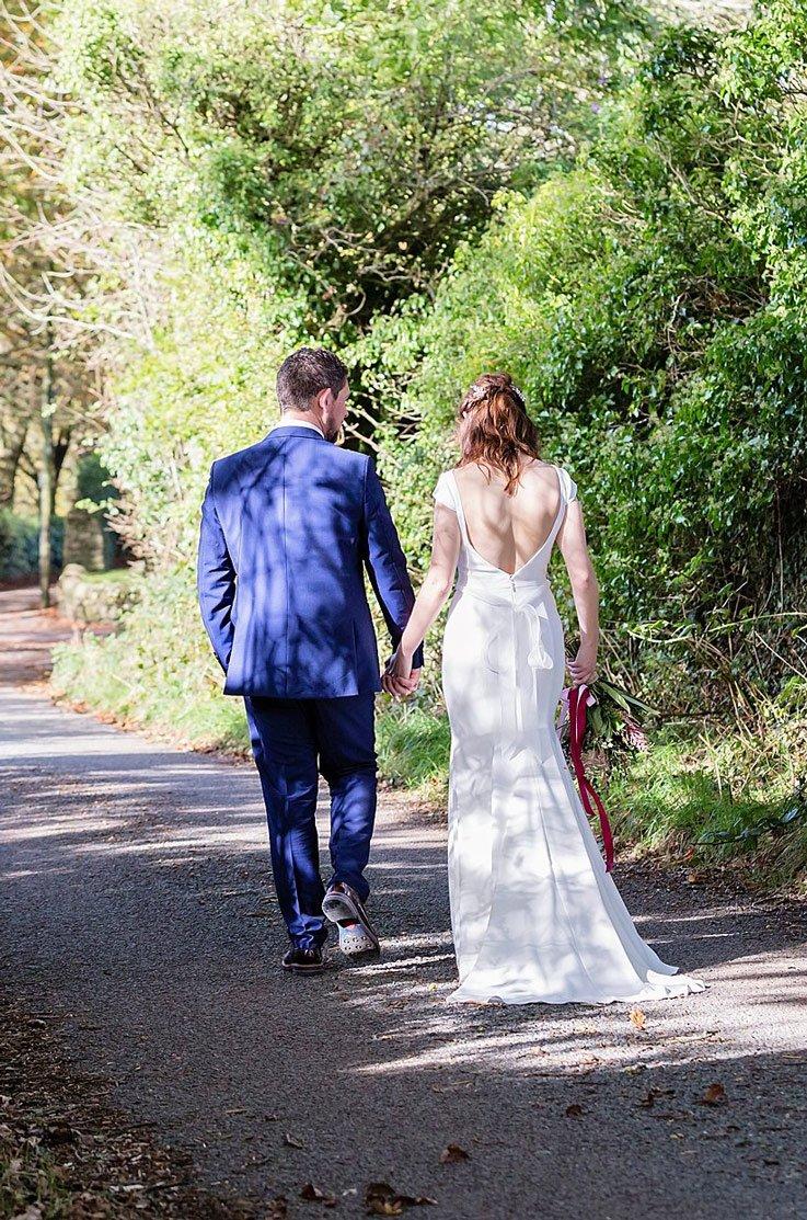 real bride south wales uk hannah amp michael mikaella